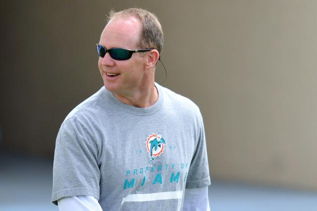 Is This Really a Do-or-Die Season for Dolphins GM Jeff Ireland?