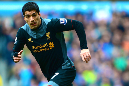 The Tactical Evolution of Liverpool Forward Luis Suarez