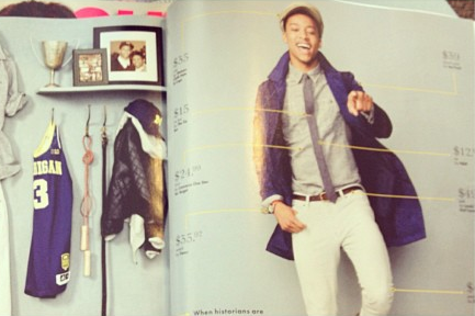 Did You See This? Trey Burke's GQ Spread