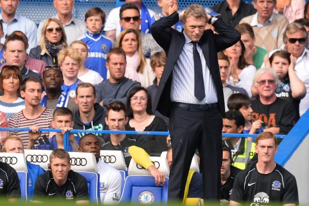 Manchester United: Defensive Issues for David Moyes to Resolve This Summer