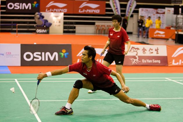 Singapore Badminton Open 2013 Results: Updated Scores and Bracket