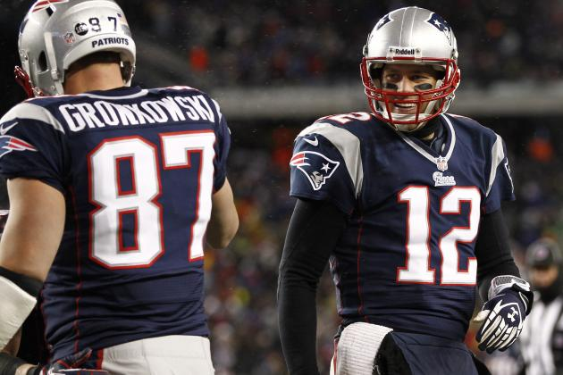 Tom Brady, Patriots in Trouble Without Gronkowski?