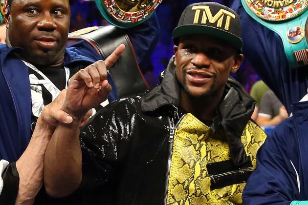 Floyd Mayweather Should Fear Unwavering Confidence of Canelo Alvarez