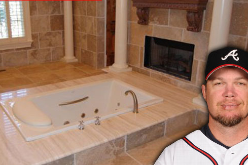 Chipper Jones Selling Humble 23,000 Sq. Ft. Mansion – $3.2 Million