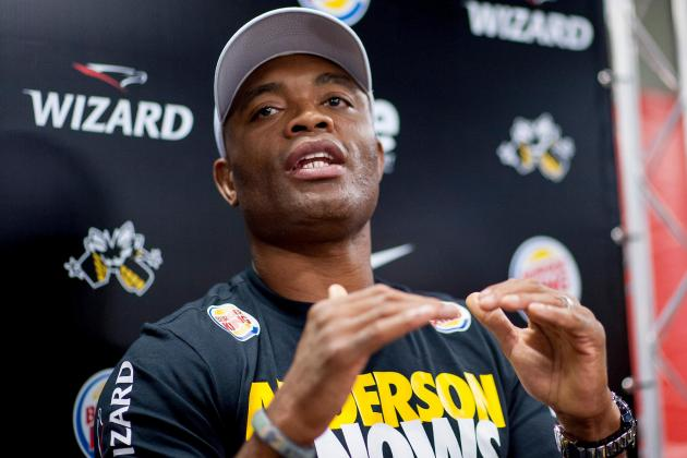 Anderson Silva: 'Every Fighter Commits Mistakes,' Even Chris Weidman