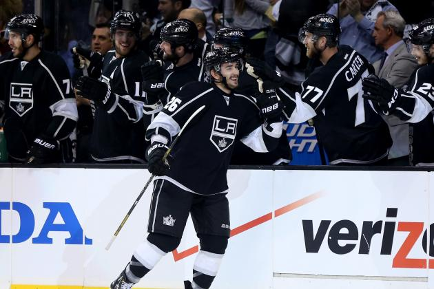 Report: Kings Sign Voynov to 6-Year Deal