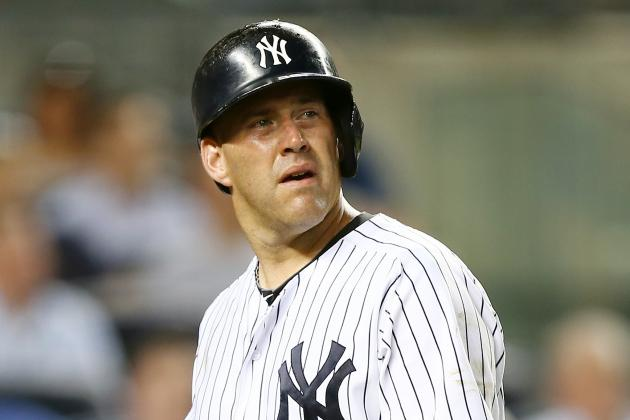Yankees Announce Kevin Youkilis out 10-12 Weeks for Back Surgery