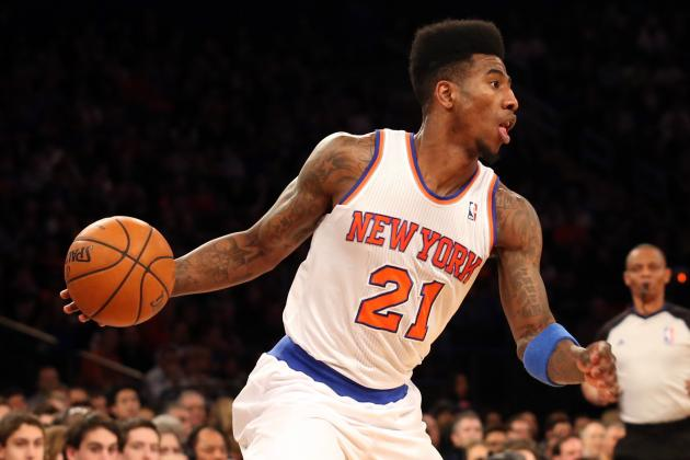 Why NY Knicks Must See Star Potential in Iman Shumpert