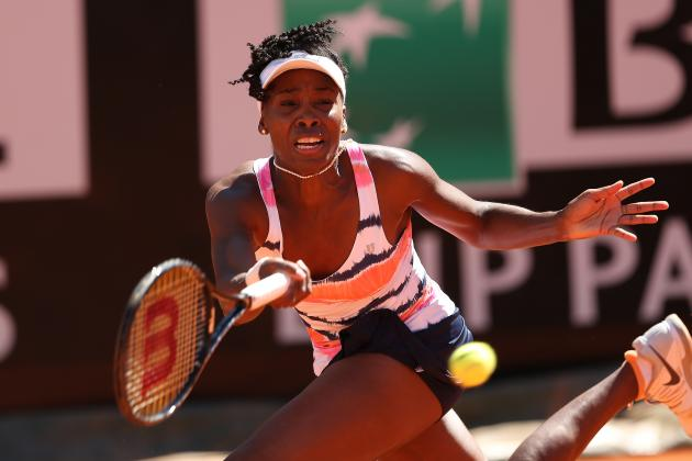 Venus Williams Withdraws from Wimbledon with Back Injury