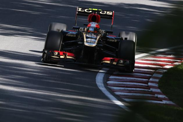 Lotus Formula One Gets New US Investor