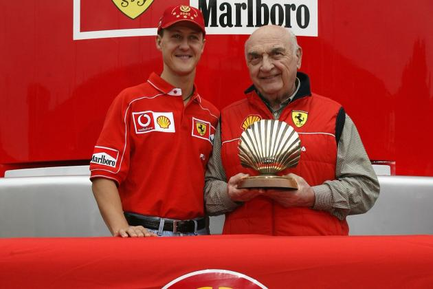 Jose Froilan Gonzalez, Ferrari's First GP Winner, Dies at Age 90