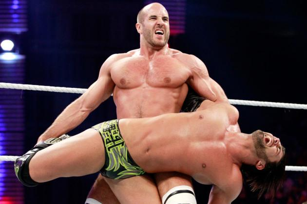 Antonio Cesaro's Alliance with Zeb Colter Will Earn Him Money in the Bank Spot