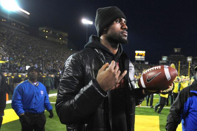 Who Is the NFL's Version of LeBron James?