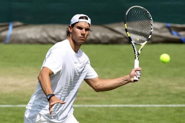 Rafael Nadal's Opening Rounds Will Be Key to Success at Wimbledon