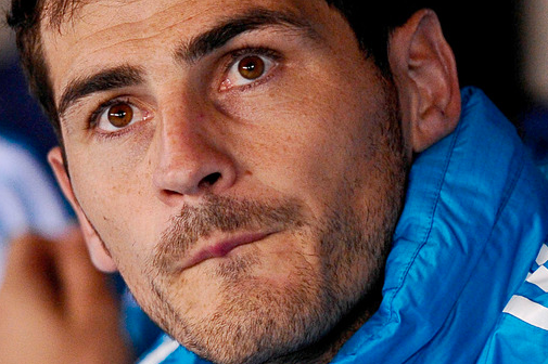 Spain Coach Vicente del Bosque Not Playing Favourites by Selecting Casillas