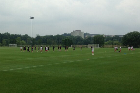 Red Bulls Open New Training Ground