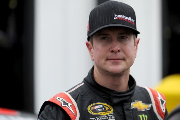 Kurt Busch: A NASCAR Driver Who Has Earned His Second Chance