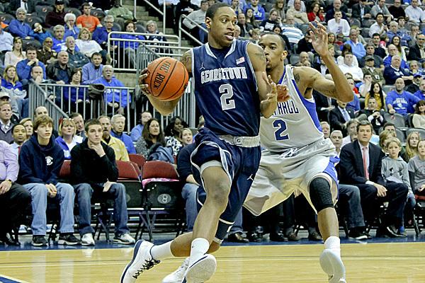 Georgetown Forward Greg Whittington Suffers Torn ACL
