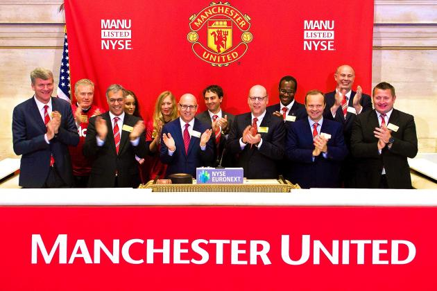 Breaking Down Manchester United's Finances and How Large Their Debt Is