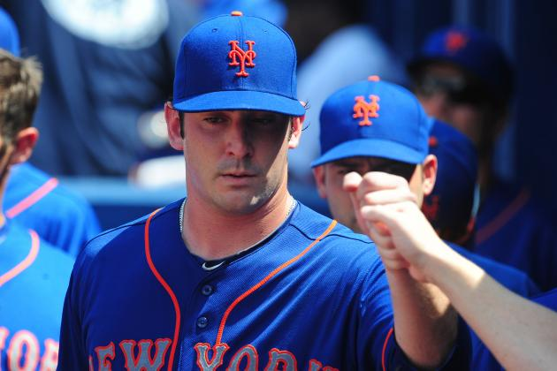 Matt Harvey's Career-High Strikeout Game Inching Him Closer to Being the Best
