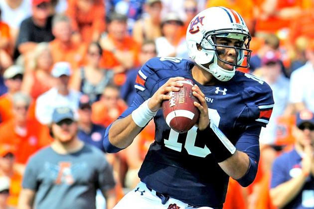Auburn OC Rhett Lashlee Talks Tigers' QB Battle, System, Transition and Roster