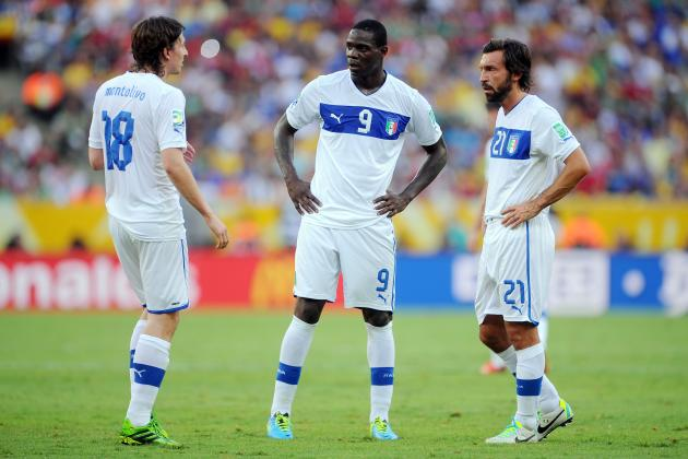 Italy vs. Japan: Date, Time, Live Stream, TV Info and Preview