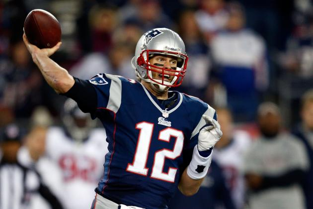 Tom Brady's Last Shot at Another Super Bowl for New England Patriots Is Not 2013