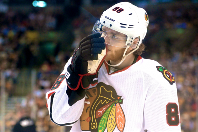 Stanley Cup 2013: Who's to Blame for Chicago Blackhawks' Scoring Drought?