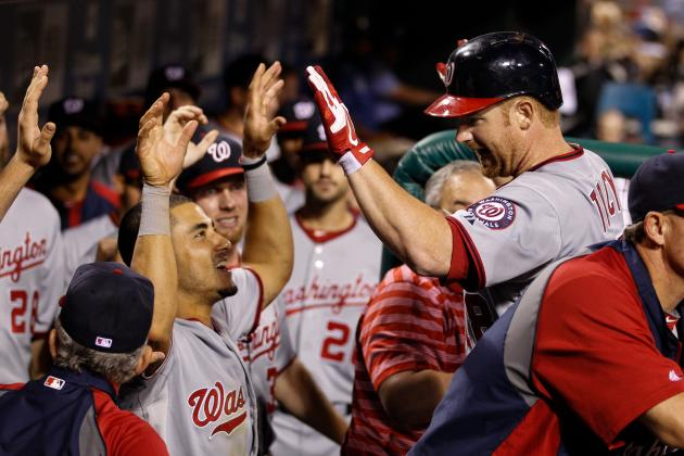 ESPN Gamecast: Nationals vs. Phillies