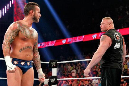 CM Punk vs. Brock Lesnar Stands to Blow WWE Away This Summer