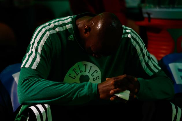 Will Kevin Garnett Spurn Rebuilding Boston Celtics, Retire Before Next Season?