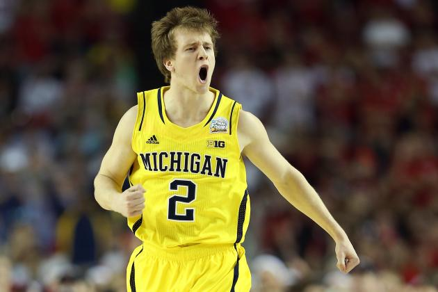John Beilein: Don't Count out Spike Albrecht in Point Guard Battle