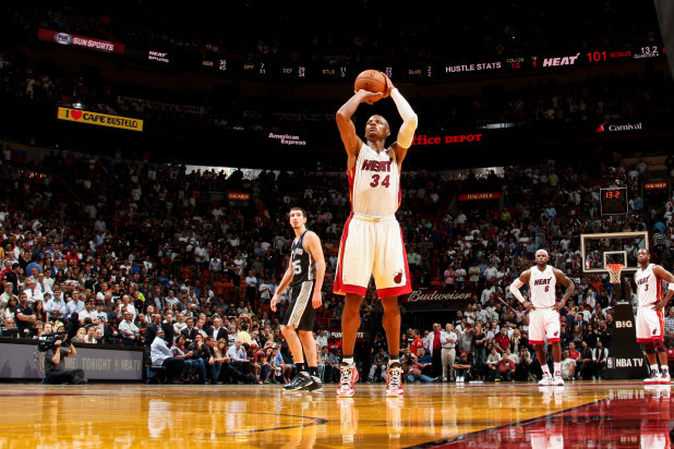 Miami Heat vs. San Antonio Spurs: Ray Allen Will Be Difference-Maker in Game 6