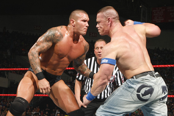 Randy Orton and John Cena Should Renew Their Rivalry