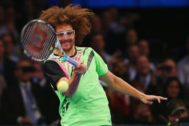 Redfoo's US Open Qualifying Attempt Is Great for Tennis