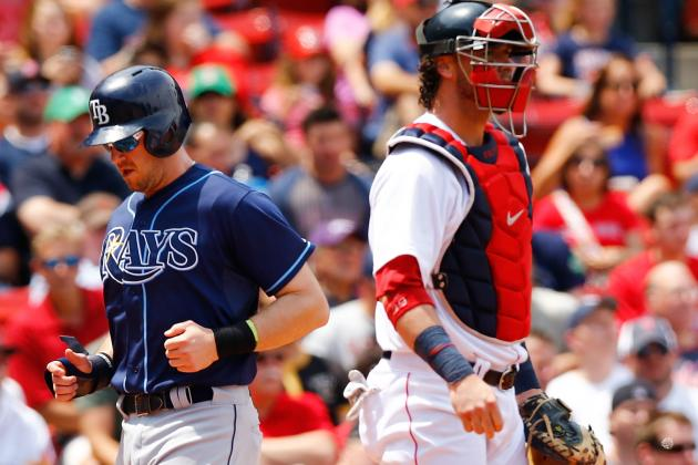 ESPN Gamecast: Rays vs Red Sox