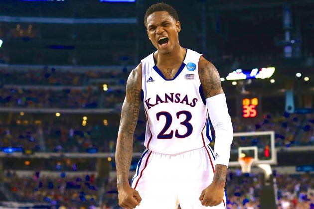 Why Kansas Star Ben McLemore Is The Next Ray Allen