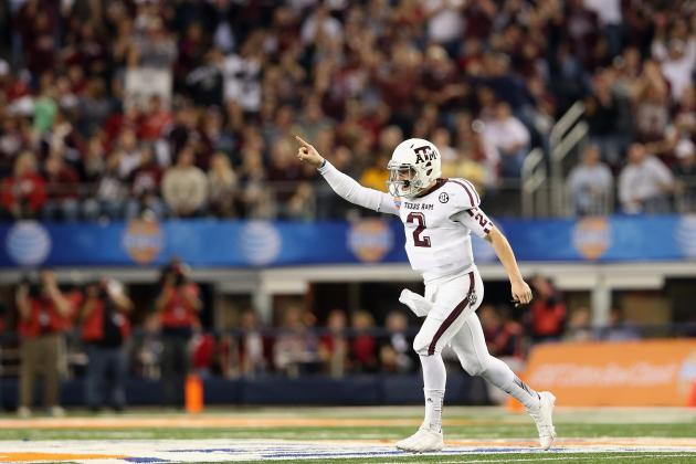 Johnny Manziel Should Already Be a Millionaire, but the NCAA Is Holding Him Back