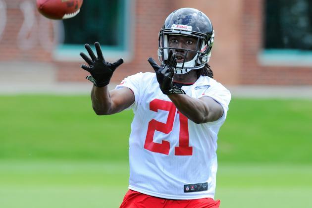 Falcons' Rookie Corners Keep Impressing