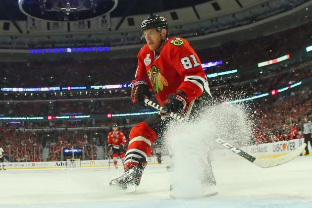 Chicago Blackhawks: Tony Amonte Should Get Facts Straight Before Ripping Hossa