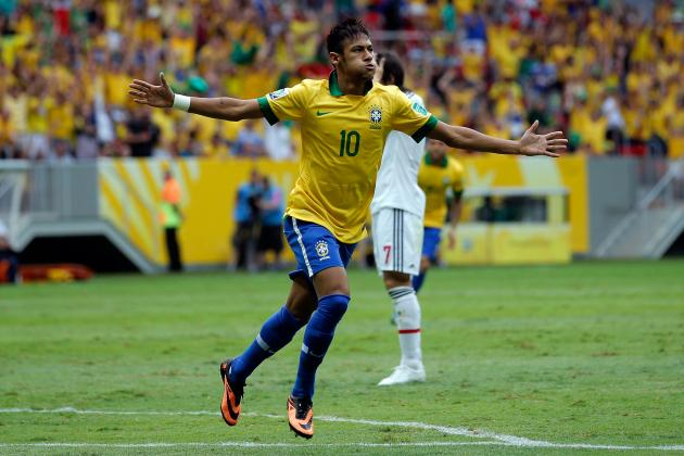 Confederations Cup 2013 Live Stream: Viewing Info for Group A Matchups
