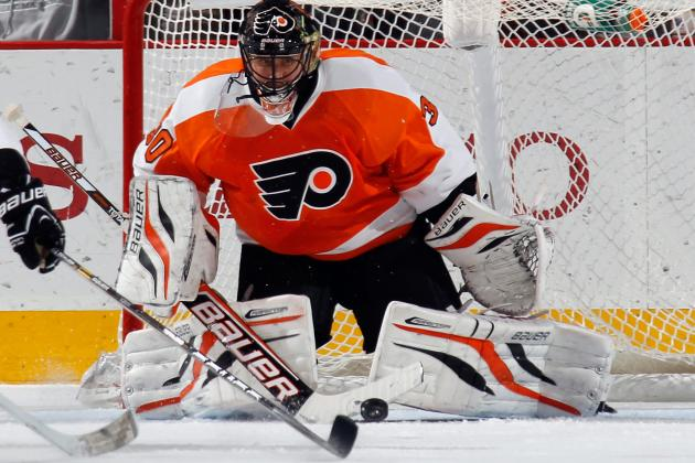 Agent: Flyers Say Bryzgalov Is Staying