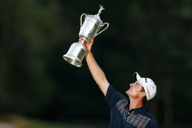 Justin Rose's Confidence From 1st Major Victory Will Fuel Tremendous 2013 Season