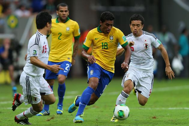 Samba Spurs: Is Andre Villas-Boas Right About Brazil's Strength in Numbers?