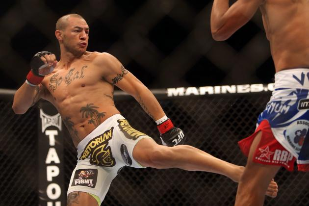 UFC 162: Cub Swanson Looking to Keep Momentum Rolling Against Dennis Siver