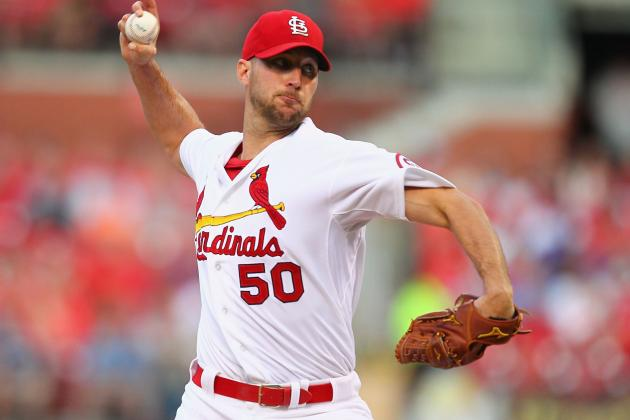 Wainwright Struggled Early, Cards Lose to Cubs 4-2