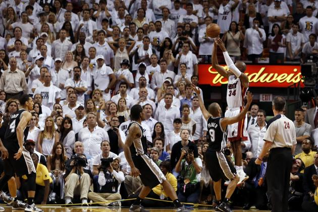 The Best GIFs From NBA Finals Game 6