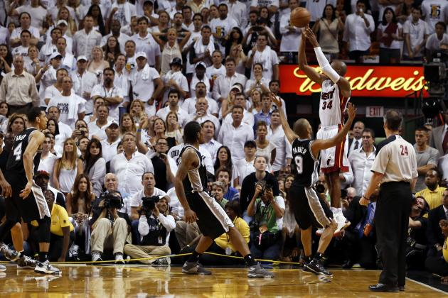 Heat vs Spurs NBA Finals Game 6: Live Score, Highlights and Analysis