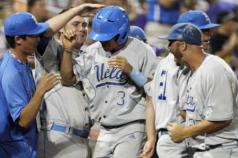 UCLA and Mississippi State Proving Everyone Wrong at CWS