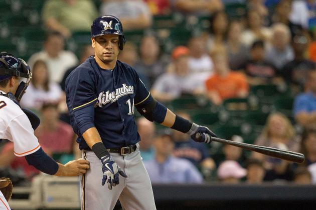 Brewers Stink Up the Joint in Loss to Houston